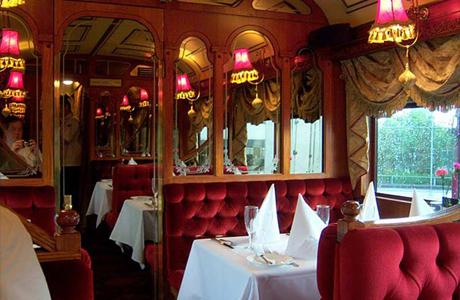 Трамвай-ресторан для свадьбы