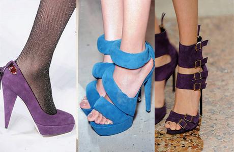 Замшевые туфли на свадьбу