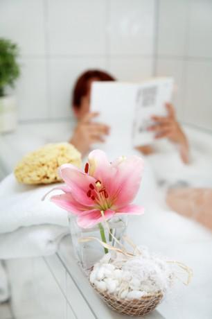 Невеста в ванне