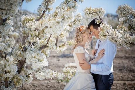Дата свадьбы - весна 2012
