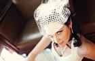 Вуаль гармонично сочетается с любым типом свадебного наряда