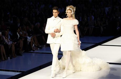 Чулки невесты