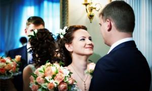 Зеркало после венчания