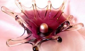 Жемчуг – это застывшие слезы океанид