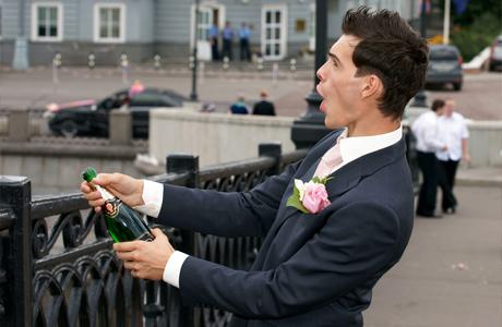 если знакомишься на свадьбе