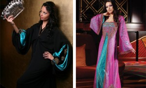 Женщинам желательно надевать абайю