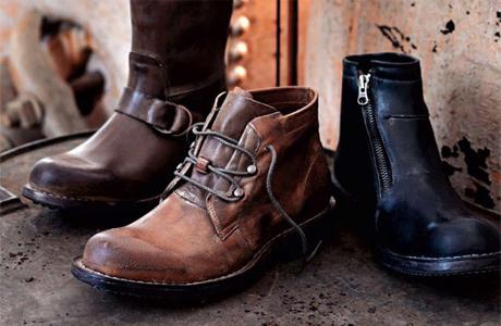 Зимняя обувь жениха