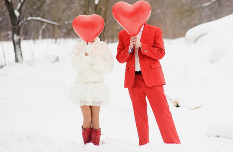 Зимняя свадьба: веселись от души