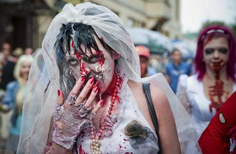 Невеста-зомби