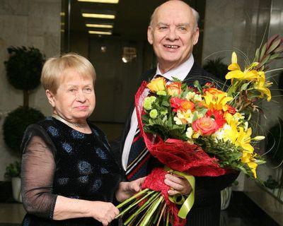Самые крепкие браки: Александра Пахмутова и Николай Добронравов
