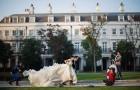 Ассистент фотографа на свадьбе