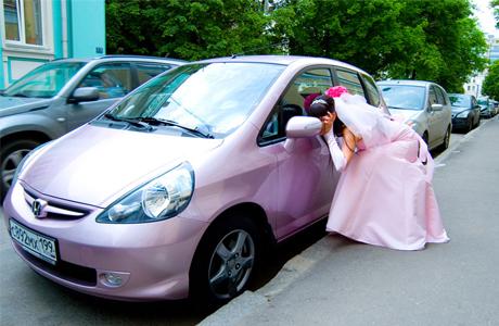 Автомобиль для невесты