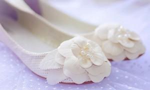 Балетки невесты