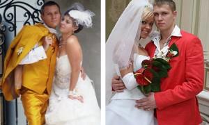 Что надеть жениху на осеннюю свадьбу: цвет костюма