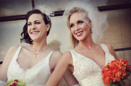 Две свадьбы в один день - планируйте вместе