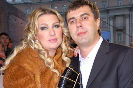 Ева Польна и Сергей