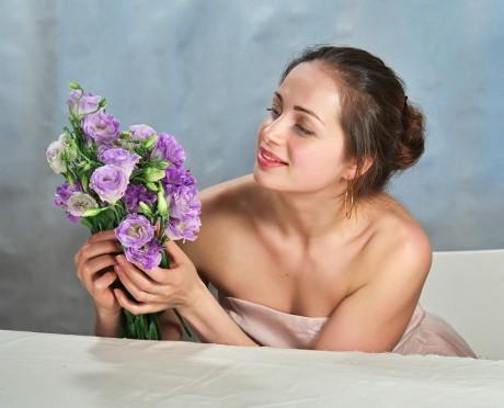 Цветы для невесты-Весы