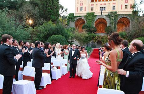 Гости на свадьбе Яны и Антона