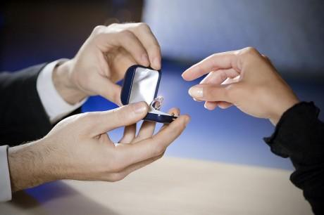 Как узнать размер кольца невесты