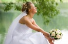 Как выбрать счастливый свадебный букет