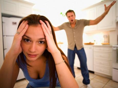 Конфликты после свадьбы