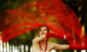Красная фата