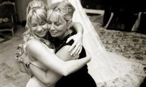Мама - главный помощник на свадьбе