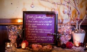 Необычная свадебная книга