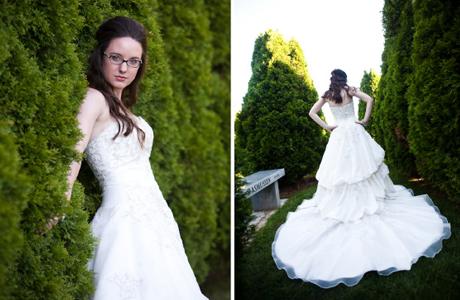 Очки невесты