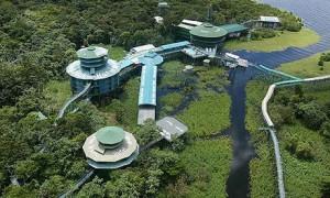 Отель Ariau Amazon в Амазонии