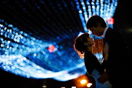 Первая брачная ночь - сбегите от гостей