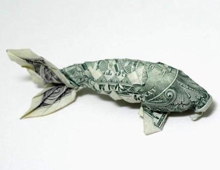 Подарок на свадьбу из денег