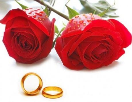 Поздравления на медную свадьбу