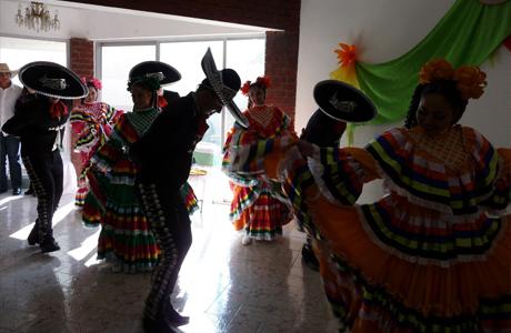 Развлечения по-мексикански