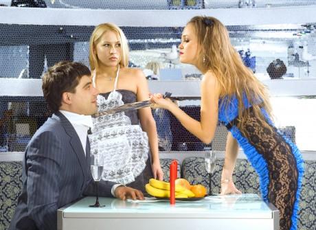 Ревность – обостренное чувство собственности