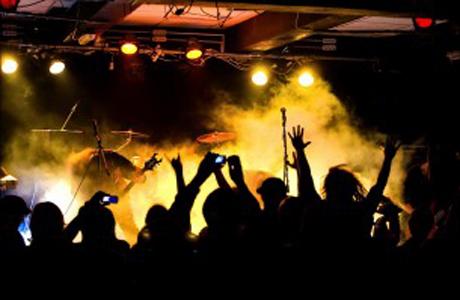Годовщина свадьбы - рок-концерт