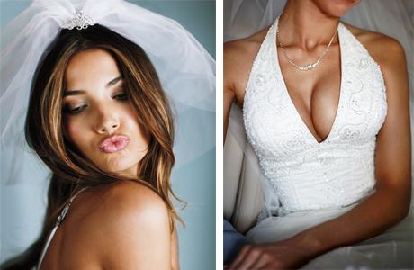 Сексуальная невеста
