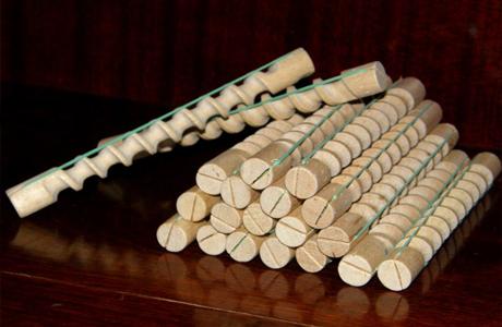 Спиральные бигуди для невесты