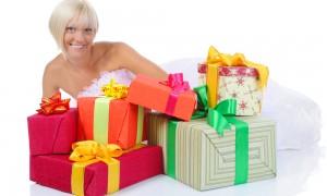 Список свадебных подарков