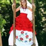 Вот как выглядит стильная украинская невеста