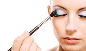 Свабедный макияж глаз