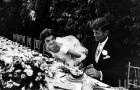 Свадьба Джона Кеннеди и Жаклин Бувье