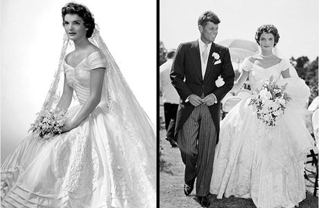 Свадьба Жаклин Кеннеди