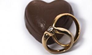 Свадьба в шоколаде