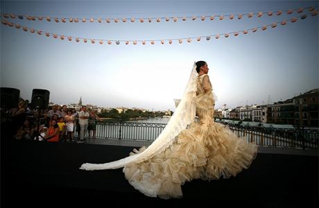 Свадьба в стиле любимого города: прекрасный Мадрид