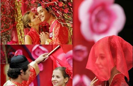 Свадьба в стиле любимого города: сногсшибательный Гонконг