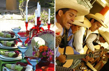Свадебный банкет по-мексикански