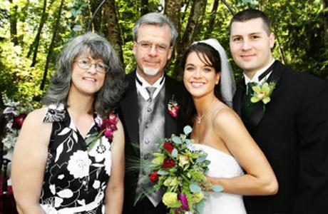 Свадебный наказ для родителей