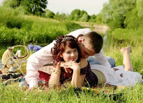 Идеи для фотосессии перед свадьбой