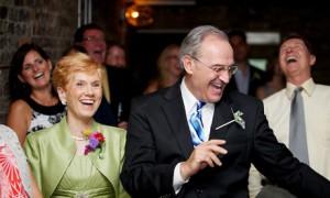 Танцы родителей на свадьбе